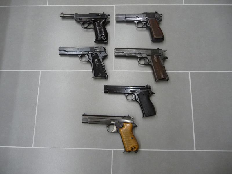 Pistolet armée Suisse A.D. 1941 P1010512