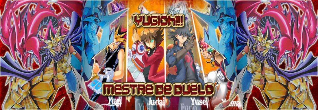 YUGIOH!!!! MESTRE DE DUELO