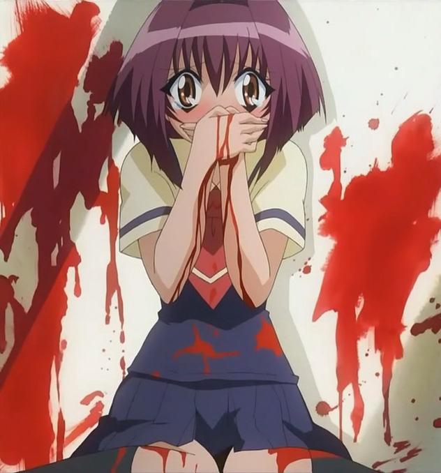 Chibi Vampire Karin Karin010