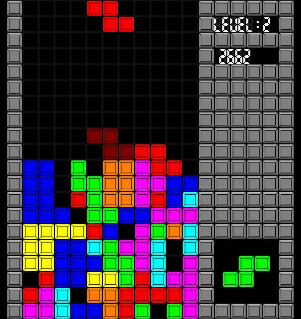 Tetris Tetris10