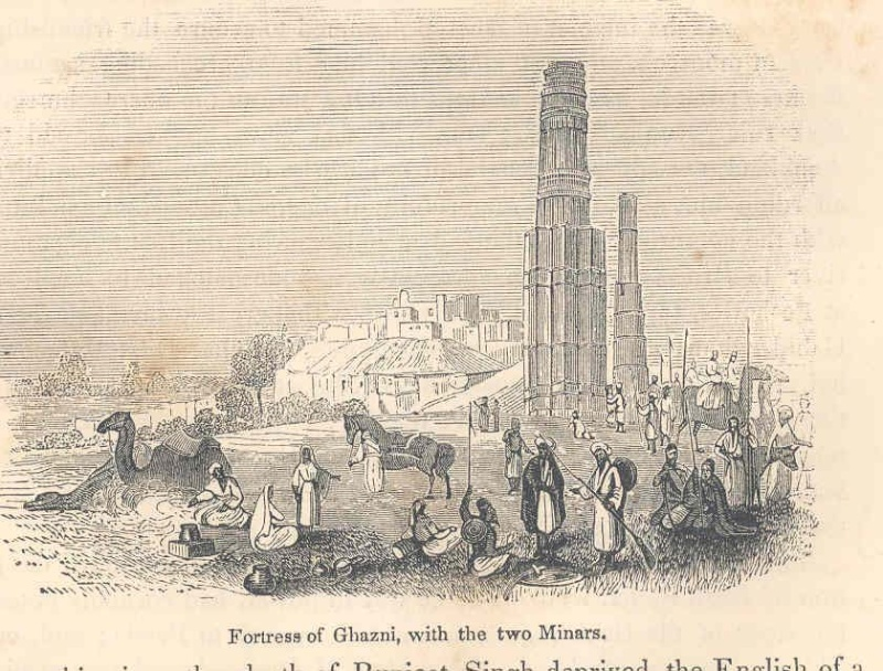 Ghazni Minars10