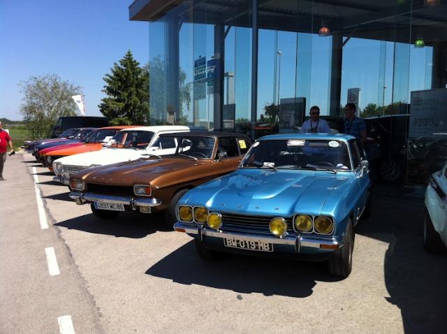 Troisième rassemblement national du Club Capri Passion Ford_110