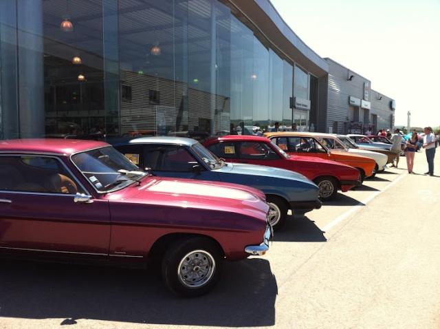Troisième rassemblement national du Club Capri Passion Ford_210
