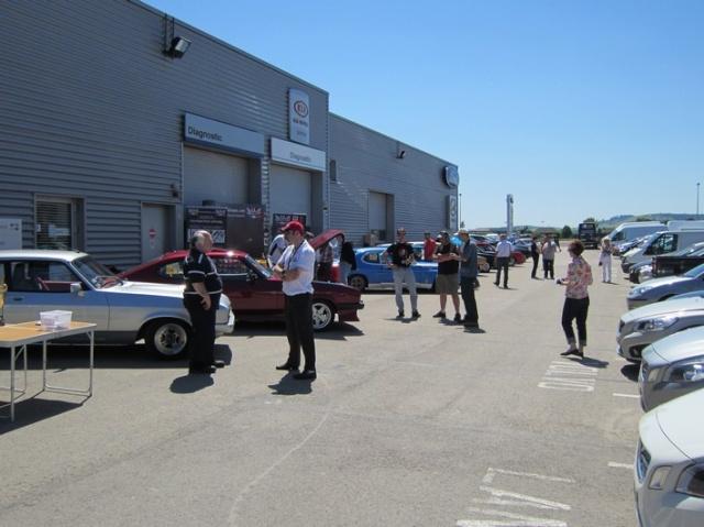 Troisième rassemblement national du Club Capri Passion Garage12