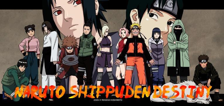 Naruto Shippuden Destiny Forum
