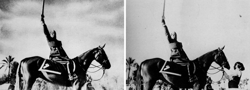 Arabes alliés des nazis? Mussol11