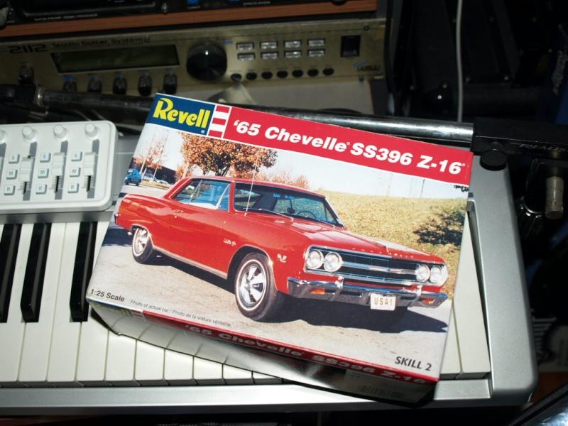 Chevelle Z16 1965 P4230410