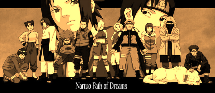 Naruto Path of Dreams