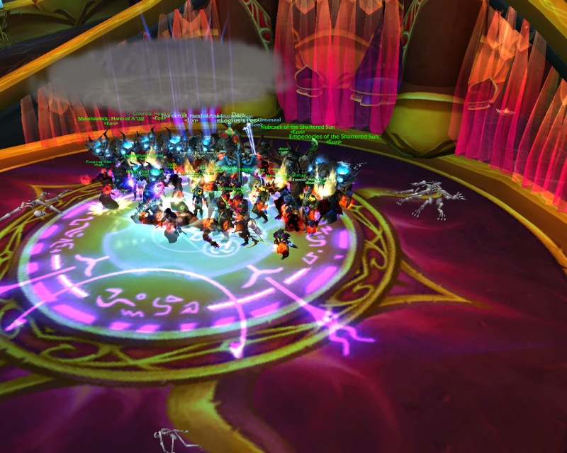 Eon wins against Eredar Twins! Wowscr10