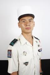 2e REP Hommage aux 2 Légionnaires tombés le 17 août 2011 en Afghanistan  11059010