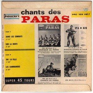défilé du 14 juillet 1957 11496411
