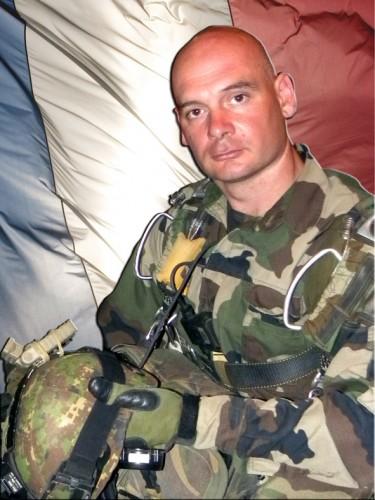 THOLY Valery Lieutenant 17e RGP - 17e Regiment de Génie Parachutiste   12158810