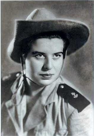 COUNORD Suzanne, l'infirmière parachutiste en Indochine, s'en est alllée 14078710