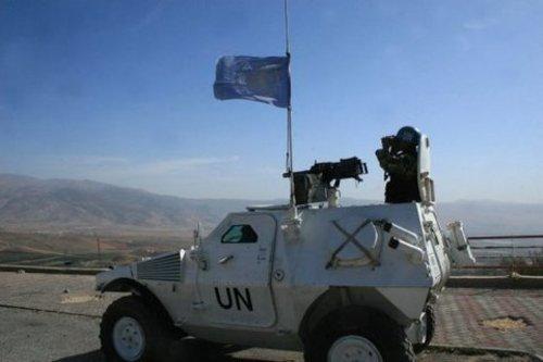 Trois Casques bleus français blessés au Liban 37820710