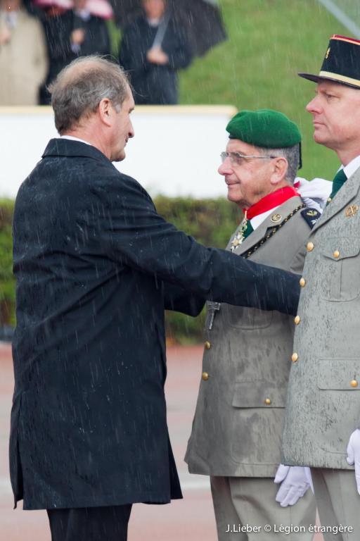 Pâques 2012 : Padre Yannick Lallemand, une promotion méritée dans l'Ordre de la Légion d'honneur C91o9410