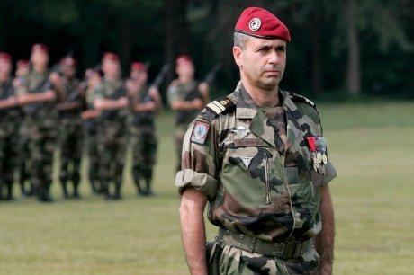 Pau :  Le LCL Christophe Bultez à la tête de l'ETAP  Passat10