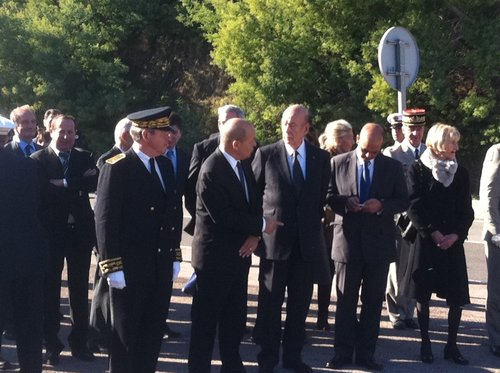 20 novembre 2012 le général Bigeard rejoindra ses compagnons d'armes au mémorial des guerres d'Indochine à Fréjus où une stèle sera dévoilée Vgehot10