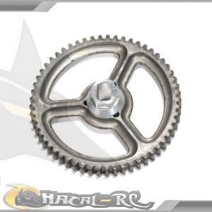 Corona metalica Baja-h10