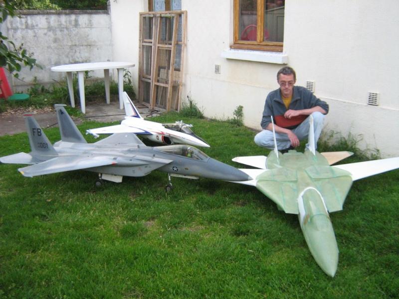 Des maquettes de jet dont on peut être fier. F15eag10