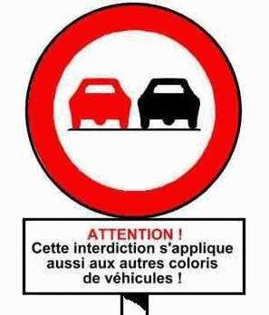 Apprenez le code de la route.... Paneau10