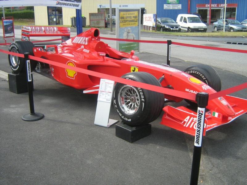 Ferrari F1 de Schumi Formul10