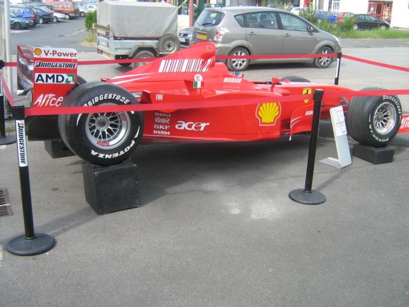 Ferrari F1 de Schumi Formul11