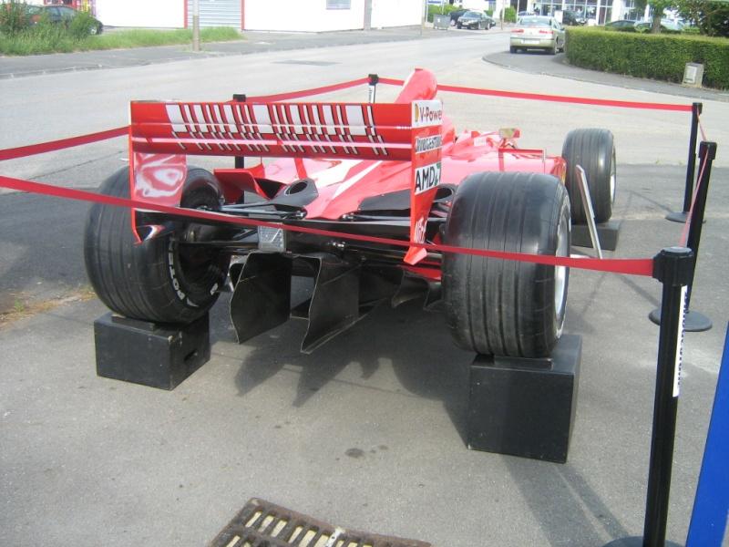 Ferrari F1 de Schumi Formul12