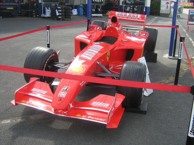 Ferrari F1 de Schumi Formul13