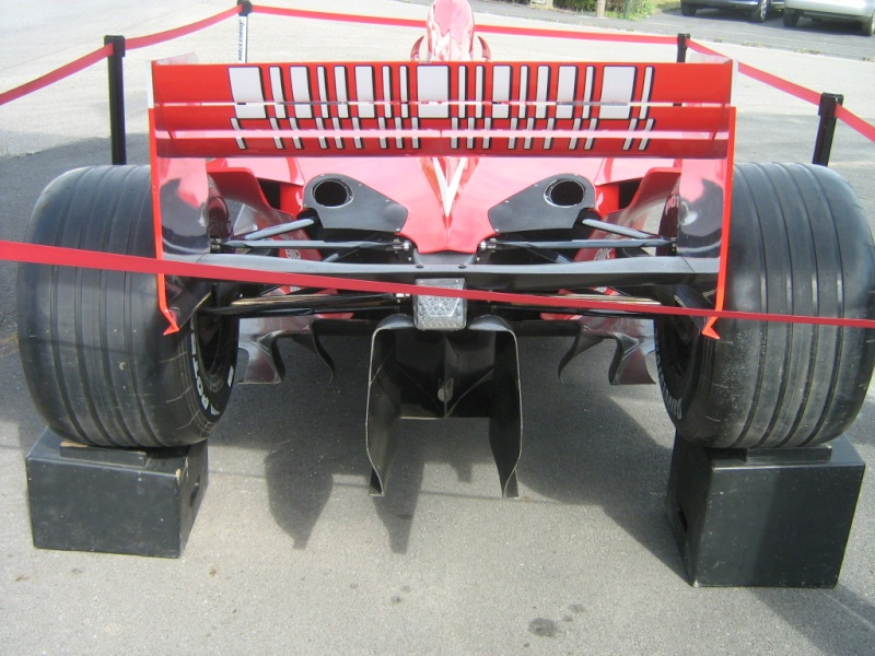 Ferrari F1 de Schumi Formul17