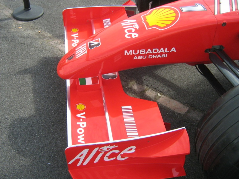 Ferrari F1 de Schumi Formul19