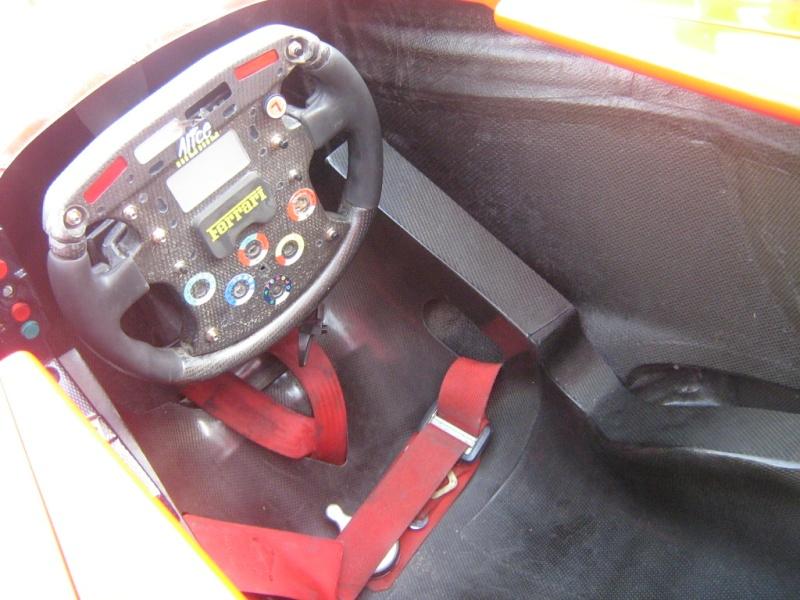 Ferrari F1 de Schumi Formul20