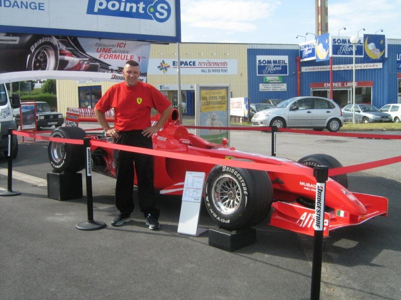 Ferrari F1 de Schumi Formul26