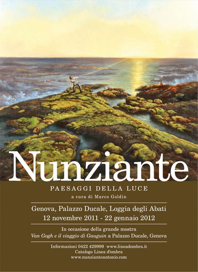 """""""Paesaggi della luce"""" Genova, Palazzo Ducale 12-11-2011 / 22-01-2012 12071110"""