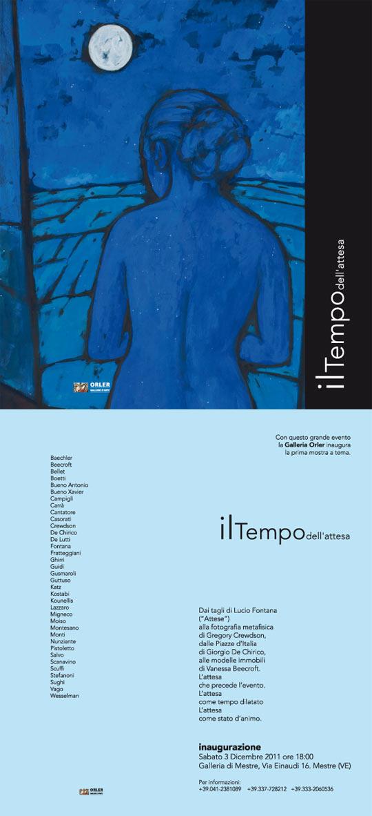 """Mostra """"ATTESA"""" - Collettiva a Mestre 2011_112"""