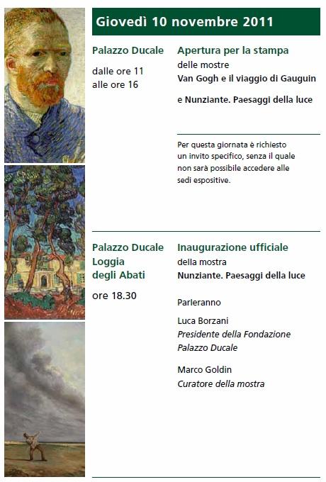 """""""Paesaggi della luce"""" Genova, Palazzo Ducale 12-11-2011 / 22-01-2012 2011_i12"""