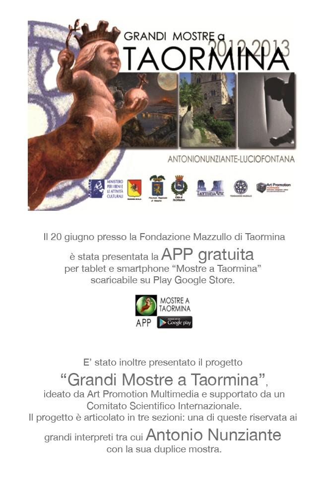 """""""Viaggio a Taormina"""" di Antonio Nunziante 4-30 Agosto 2012 Fondazione Mazzullo 2012_t10"""