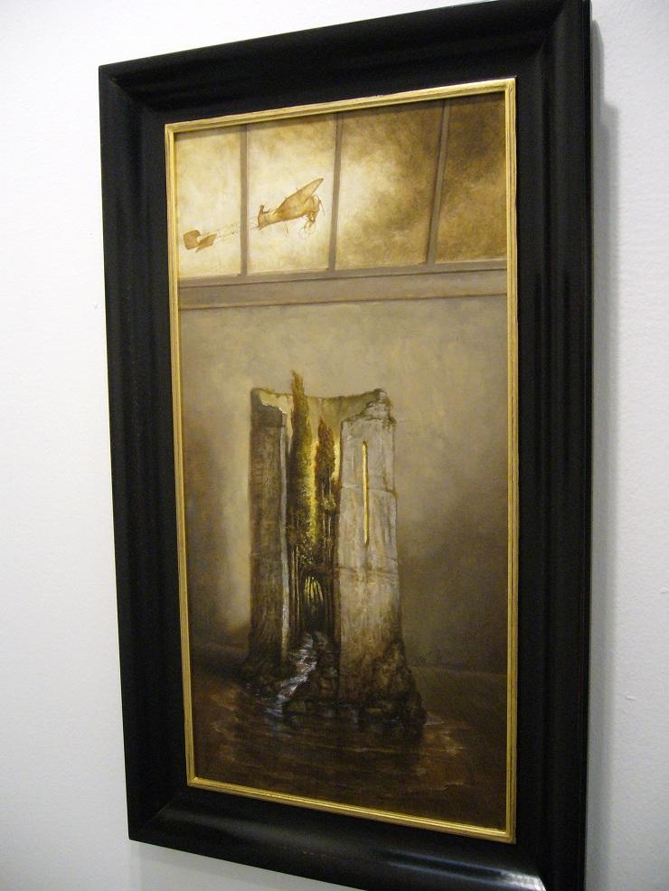 Nunziante presente ad Arte Genova; 8a Mostra Mercato d'Arte Moderna e Contemporanea: 24-27 febbraio 2012. 610