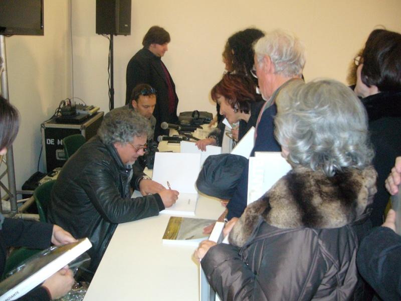 Nunziante presente ad Arte Genova; 8a Mostra Mercato d'Arte Moderna e Contemporanea: 24-27 febbraio 2012. 810