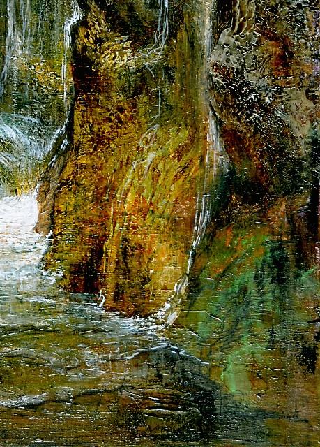 Frammenti di pittura An201111