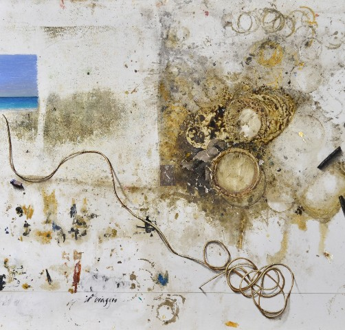 Frammenti di pittura An201113