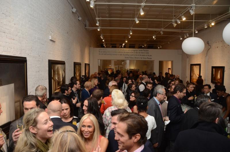 Reportage inaugurazione mostra New York, Novembre 2012 Mrc_7511