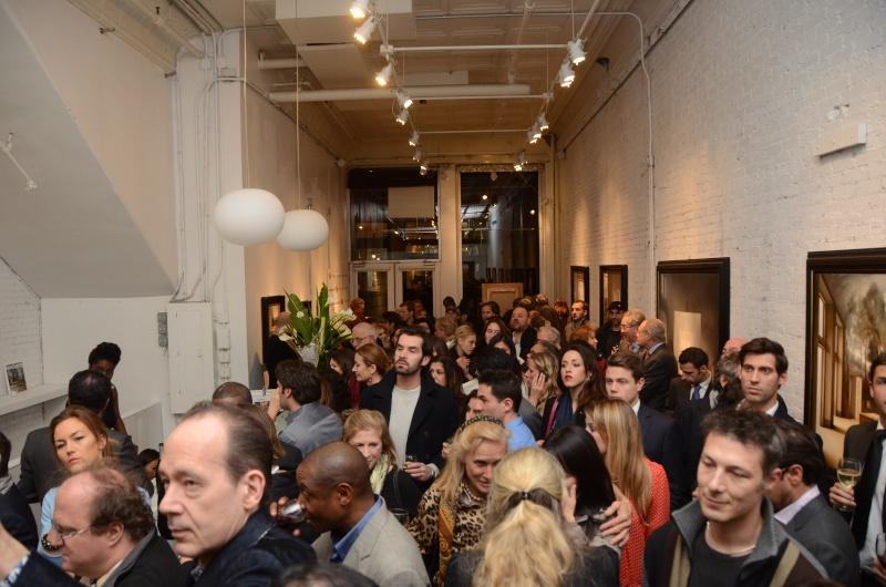 Reportage inaugurazione mostra New York, Novembre 2012 Mrc_7610
