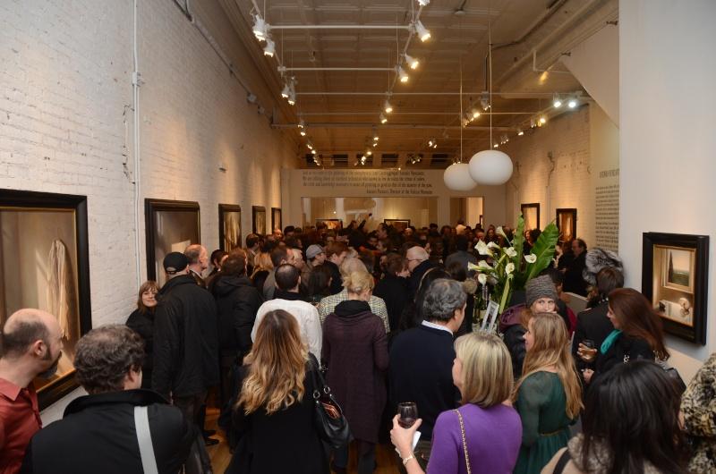 Reportage inaugurazione mostra New York, Novembre 2012 Mrc_7611