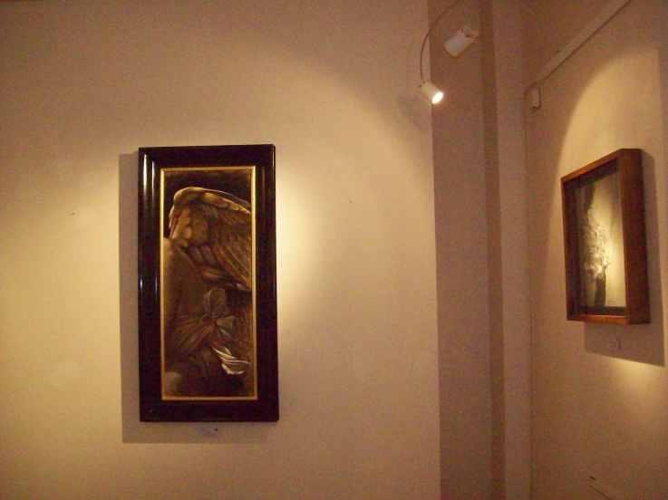 """MOSTRA A PRAGA: """"Uniti nell'Arte: 150 anni di sperimentazione creativa"""" 9-29 Dicembre 2011 Nunzia16"""
