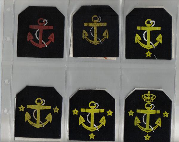 Les insignes de spécialité de la ZM-FN Marine10