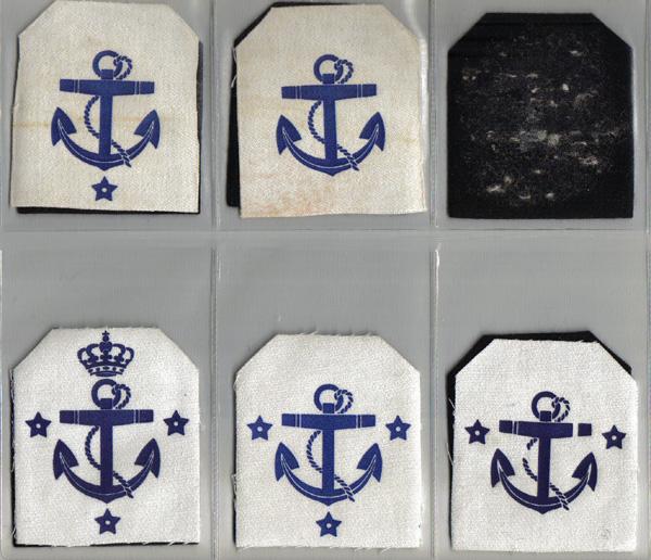 Les insignes de spécialité de la ZM-FN Marine11
