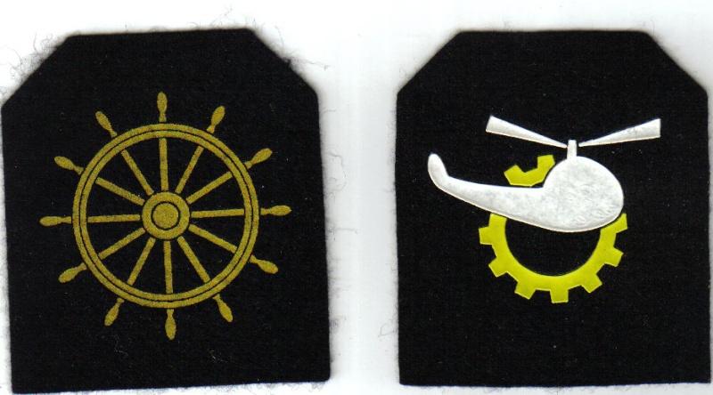 des insignes de la marine Belge Zeemah10