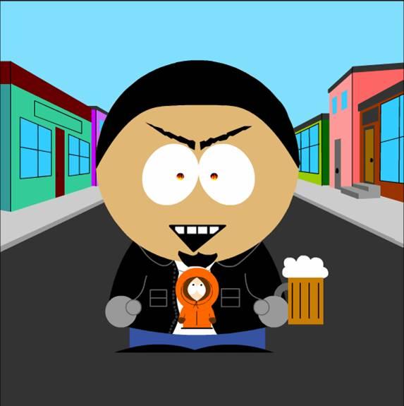 Crea Tu Personaje de South Park... Wes11