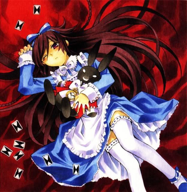 Vos plus belles images de Pandora Hearts - Page 2 Alice_10