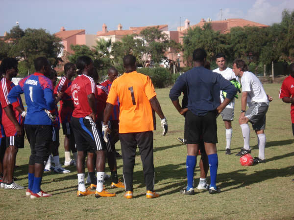 Photos/ Lone Star camp headed for Libya Photo_27